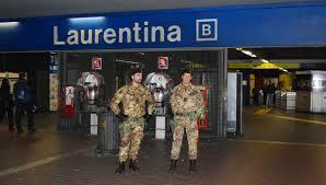militari a roma